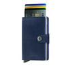 Secrid Miniwallet Rango Blue Titanium (Mra-Blue-Titanium)- cards