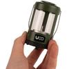 UCO Gear Mini Lantern Kit 2.0 Green (A-KIT-GREEN) in hand