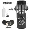 UCO Gear Original Lantern Kit Grey (L-C-KIT-GREY)