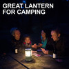 UCO Gear Candlelier Lantern Yellow (C-C-STD-YELLOW) camping