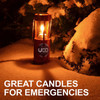 UCO Gear 9 Hour Citronella Candles 3Pc (L-CAN3PK-C) emergency candle
