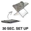 UCO Gear Flatpack Portable Grill & Firepit (GR-FPG) setup instruction