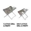 UCO Gear Flatpack Portable Grill & Firepit (GR-FPG) size comparison