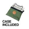 UCO Gear Flatpack Portable Grill & Firepit (GR-FPG) in case