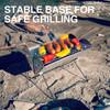 UCO Gear Flatpack Portable Grill & Firepit (GR-FPG) stable base