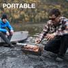 UCO Gear Flatpack Portable Grill & Firepit (GR-FPG) portable