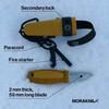 Morakniv Eldris Knife Kit Yellow (M-12632)