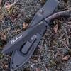 KA-BAR Gunny Knife (5300) lifestyle with sheath