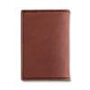 Knafs Leather Strop Wallet Brown (KNAFS-00013) reverse