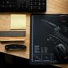 Knafs Ferrum Forge Stinger Shop Mat (KNAFS-00025) in use mousepad