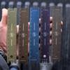 Knafs Titanium Ruler + Knife Angle Finder Purple (KNAFS-00020) colour options