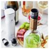 Zwilling Fresh & Save Wine Sealer Set 3Pc (36802-003) wine and cheese night