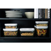 Zwilling Fresh & Save Glass Container Set 3 Pc (36803-003) dry goods storage