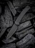 WE Limited Edition Upshot Black Stonewashed (2102B) open front