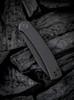 WE Limited Edition Upshot Black Stonewashed (2102B) closed scales