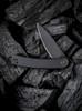 WE Limited Edition Upshot Black Stonewashed (2102B) half open