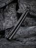 WE Limited Edition Upshot Black Stonewashed (2102B) closed frame