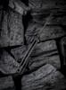 WE Limited Edition Upshot Black Stonewashed (2102B) open frame