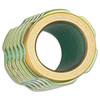 WE Titanium Bead Green (A-02A) - diameter