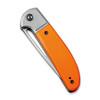 CIVIVI Trailblazer Orange (C2018A) closed scales