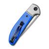 CIVIVI Trailblazer Blue (C2018B) closed clipside