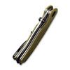 CIVIVI Pintail Olive Micarta (C2020B) closed frame