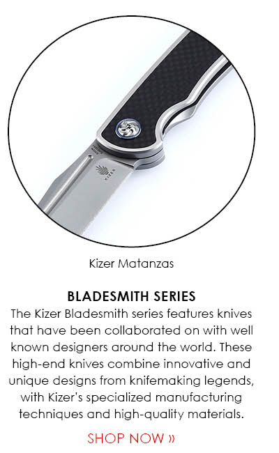 Shop Kizer Matanzas Knife