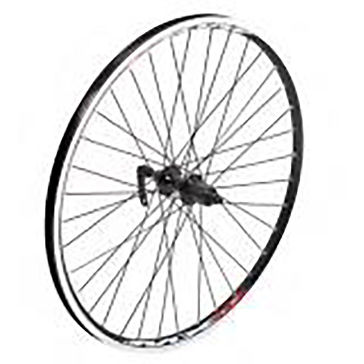 Tru-Build Rgr856 Rear Disc Wheel Black 26 Inch (5494)