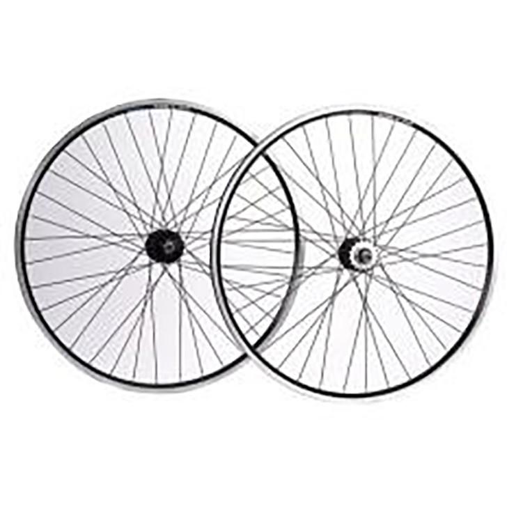 Tru-Build Rear wheel 700c Mach1 240 alloy rim silver, Sturmey Archer 3 speed hub (5520)