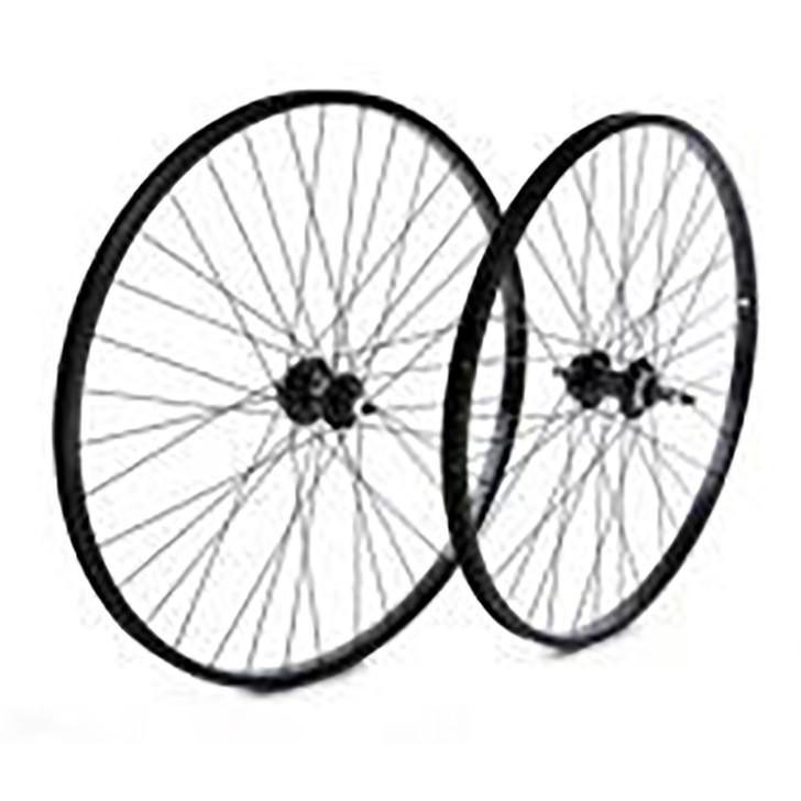 Tru-Build Rear wheel 26x1.75 black alloy rim, alloyǨhub with quick release axle. (5481)