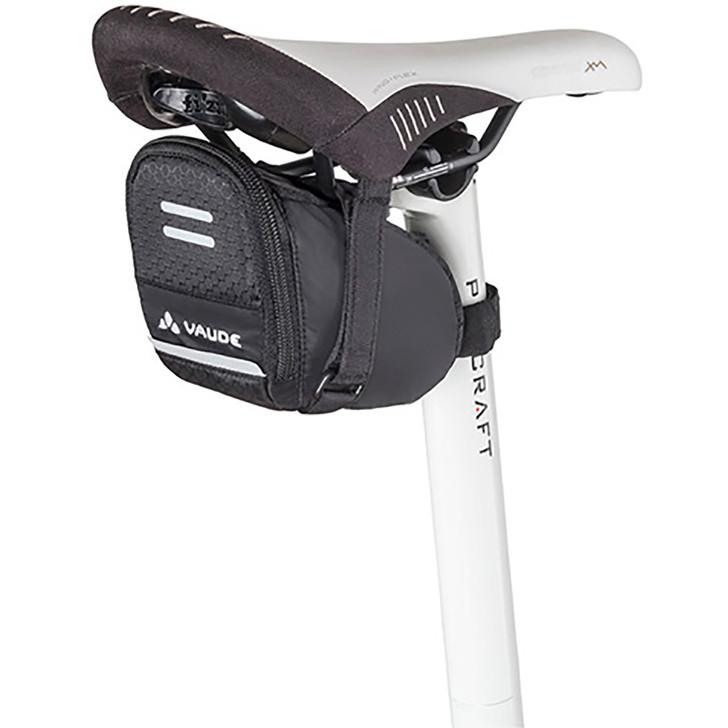 Vaude Race Light Small Bicycle Saddle Bag Black - Eurocycles