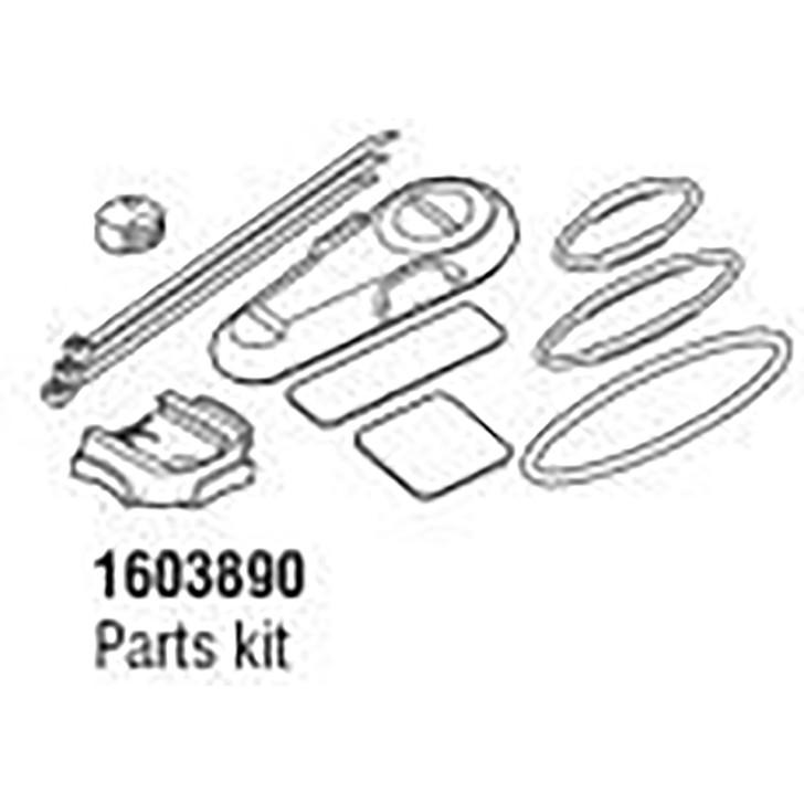 Cateye  Strada Slim Parts Kit - 2Nd Bike (11683)