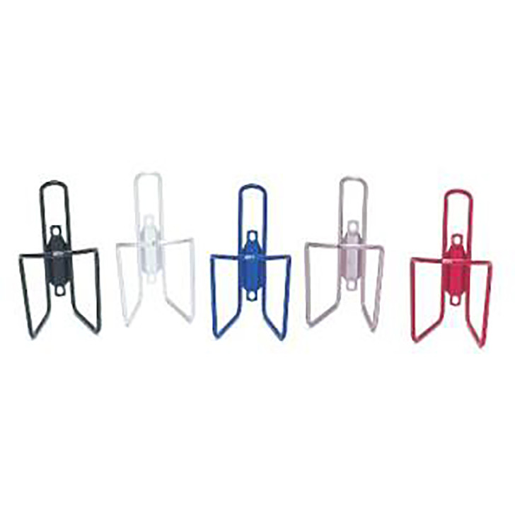 Aluminium Bottle Cage Red (14680)