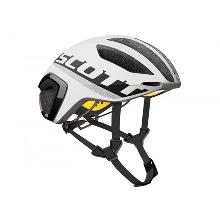 Scott Cadence Plus Helmet (White/Black)