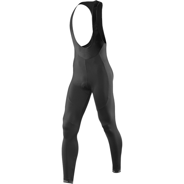 Altura Peloton Progel Bib cycling tights with reflective details and padded seat
