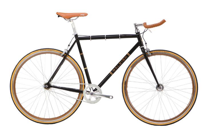 Raleigh Propaganda Road Bike Black Side