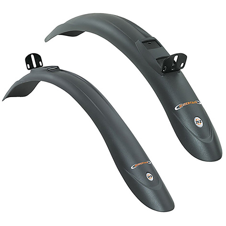 Beavertail mudguard set - Eurocycles