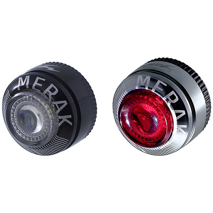 Moon Front and Rear Light Set - Eurocycles