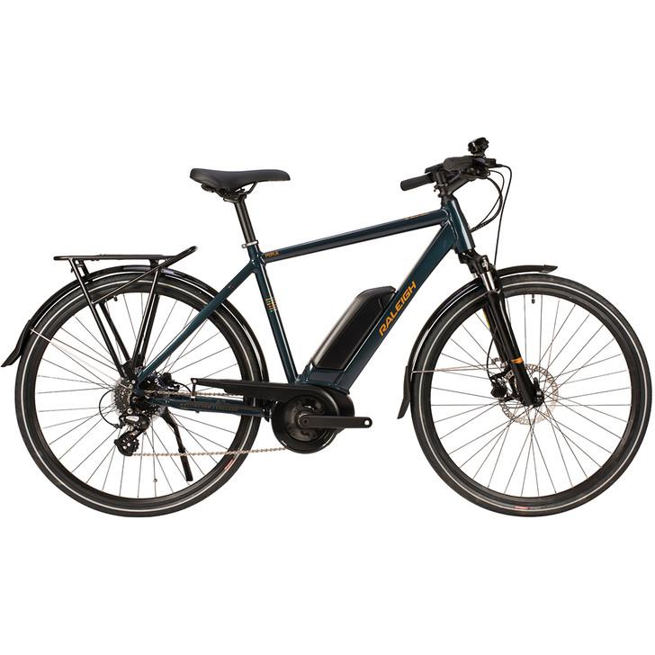 Raleigh Motus Cross Bar Derailleur (2019) - Blue - Eurocycles