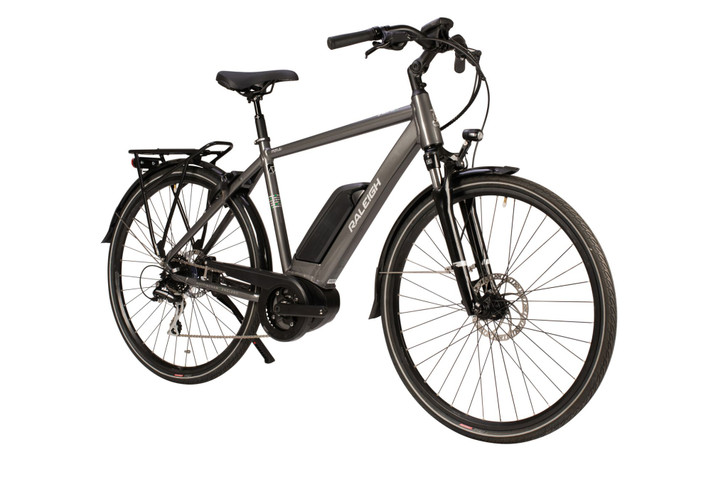 Raleigh Motus Tour Crossbar Derailleur Electric Bike