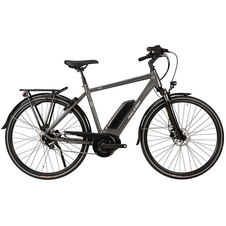 Raleigh MOTUS TOUR CROSSBAR HUB (2020) - Grey - Eurocycles