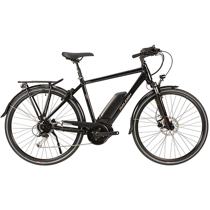 Raleigh MOTUS GRAND TOUR CROSSBAR HUB electric bike