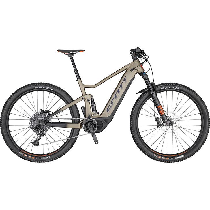 Stunning electric mountain bike Scott Spark 910 eRide 2020 model