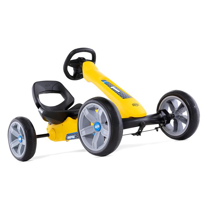 Berg Reppy Rider kids go kart - Yellow