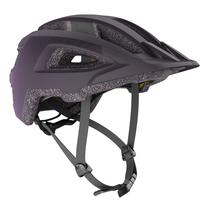 Scott Groove Plus Helmet Dark Purple