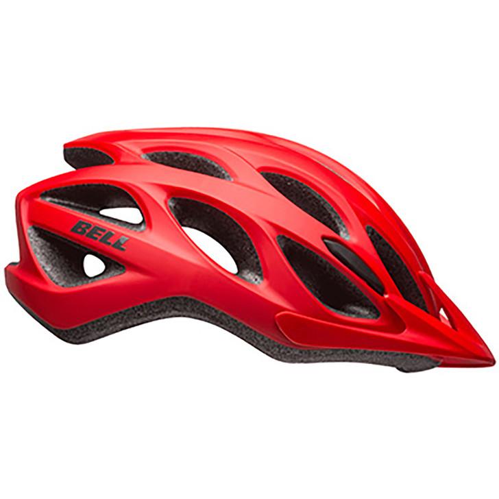 Bell Tracker Helmet -  Red