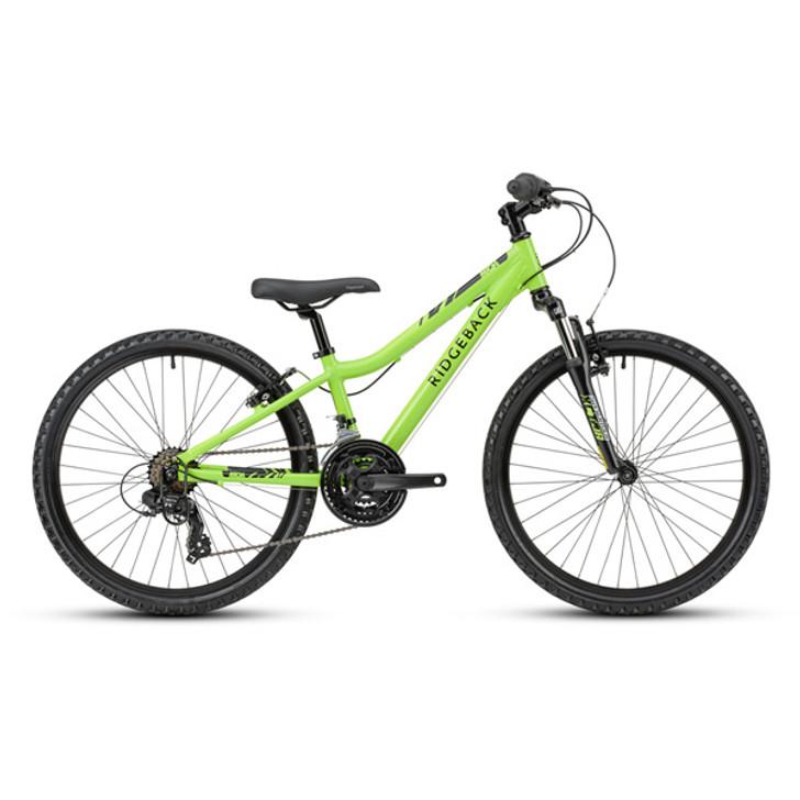 "Ridgeback Mx24 24"" Kids Bike - Lime"