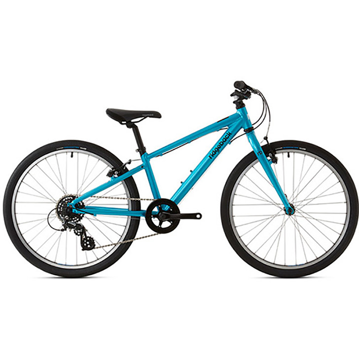 Ridgeback Dimension 2 Inch Kids Bike Side - Blue - 9 to 11 years old - Eurocycles