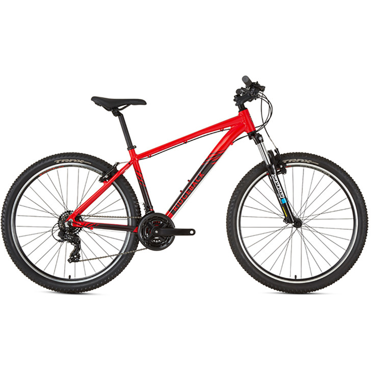 Ridgeback Terrain 2 (2020) - Red - Eurocycles