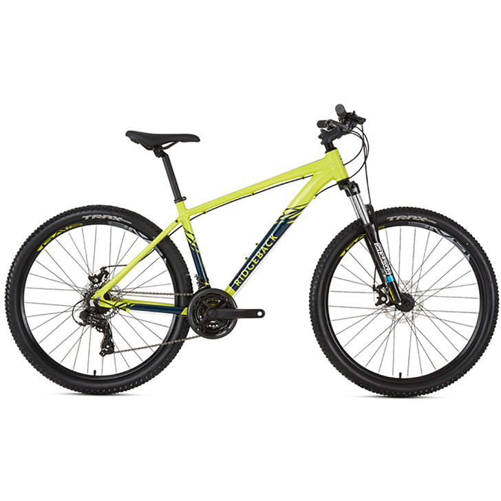 Ridgeback Terrain 3 (2020) - Yellow - Eurocycles